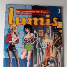 Cómics: LAS AVENTURAS DE SARITA: LUMIS - GALIANO / MARTA / PONS. Lote 217981260