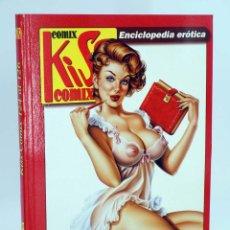 Cómics: ENCICLOPEDIA KISS COMIX RETAPADO NºS 124, 125, 126 (VVAA) LA CÚPULA, 2002. OFRT ANTES 5,95E. Lote 218067335