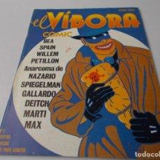 Comics : EL VIBORA Nº 2. Lote 218626343