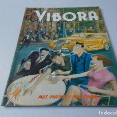 Cómics: EL VIBORA Nº 22. Lote 218712896