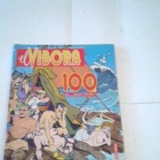 Cómics: EL VIBORA - NUMERO 100 - EDICIONES LA CUPULA - BUEN ESTADO - GORBAUD - CJ 120. Lote 218964816