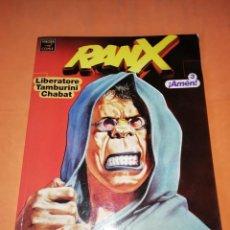 Cómics: RANX. Nº 3. AMEN. LIBERATORE. EDICIONES LA CUPULA. AÑO 2000. DEFECTOS DE HUMEDAD.. Lote 219057981