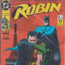 Cómics: COMIC DC ROBIN Nº 1 ED. ZINCO. Lote 219090302