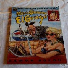 Cómics: MARIO GAMMA EL GRIEGO. RAMÓN BOLDÚ. LA CÚPULA, 19991. Lote 220104570