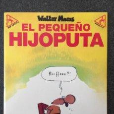 Cómics: EL PEQUEÑO HIJOPUTA - WALTER MOERS - ¡ME PARTO! Nº 6 - 1ª EDICIÓN - LA CÚPULA - 2001 - ¡NUEVO!. Lote 220260852