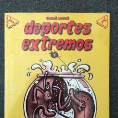 Cómics: DEPORTES EXTREMOS - TOMAZ LAVRIC - ¡ME PARTO! Nº 11 - 1ª EDICIÓN - LA CÚPULA - 2003 - ¡PRECINTADO!. Lote 220265496