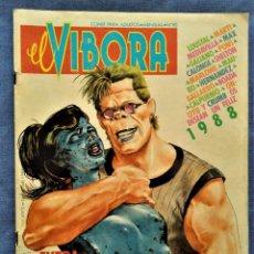 Cómics: EL VIBORA Nº 95 - EXTRA 1988 - CONTIENE CALENDARIO. Lote 220791682