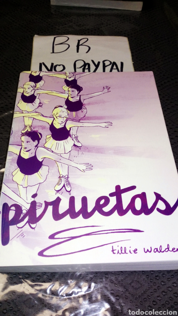 PIRUETAS TILLIE WALDEN LA CÚPULA (Tebeos y Comics - La Cúpula - Comic USA)