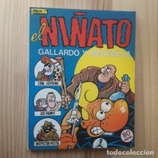 Cómics: EL NIÑATO - GALLARDO Y MEDIAVILLA. Lote 220845338