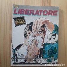 Cómics: ETIQUETA NEGRA - LIBERATORE (LA CÚPULA 1985). Lote 220851771