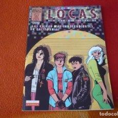 Cómics: LOCAS LA MUERTE DE SPEEDY Nº 1 ( JAIME HERNANDEZ ) ¡BUEN ESTADO! LA CUPULA BRUT COMIX. Lote 221124056