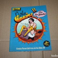 Comics: DIRTY COMICS II, DE EL VIBORA, EDICIONES LA CÚPULA. Lote 221124368