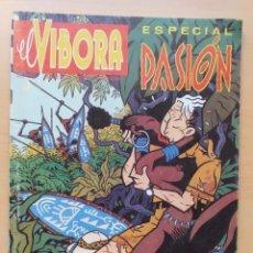 Cómics: EL VIBORA ESPECIAL PASION. Lote 221577801