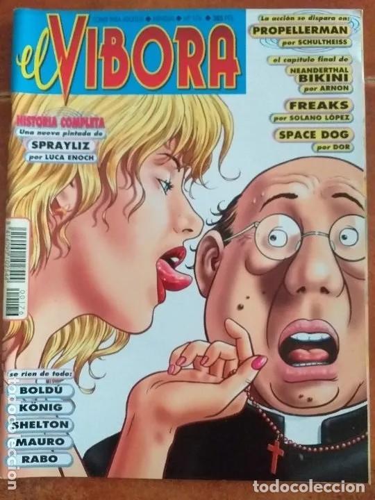 EL VIBORA NUM 176. (Tebeos y Comics - La Cúpula - El Víbora)