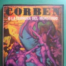 Cómics: CORVEN O LA NATURALEZA DEL MOSTRUO. Lote 221650040