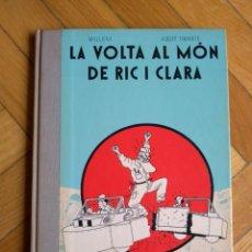 Cómics: LA VOLTA AL MÓN DE RIC I CLARA - CATALÁ. Lote 221768751