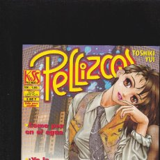 Cómics: PELLIZCOS - Nº 5 DE 7 - KISS MANGA - 52 PAGINAS - II-2001 - EDICIONES LA CÚPULA -. Lote 221915908