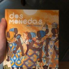 Cómics: DOS MONEDAS NURIA TAMARIT LA CUPULA EDICIONES CÓMIC. Lote 221952053