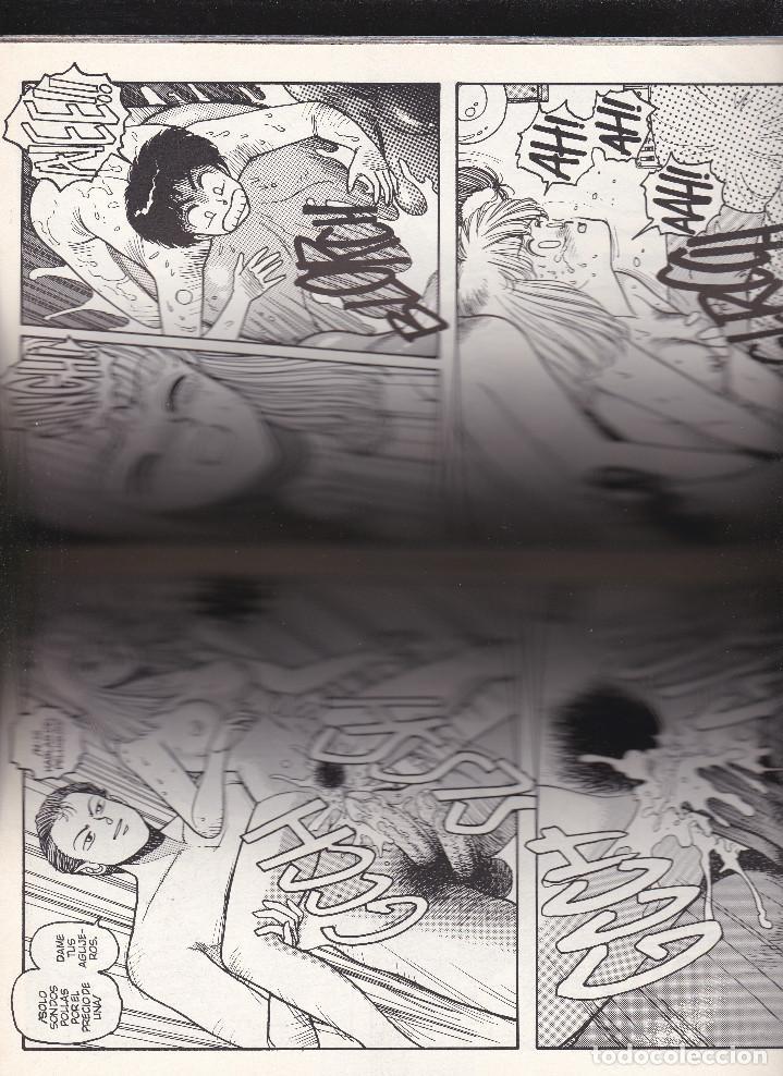 Cómics: PELLIZCOS - Nº 4 DE 7 - KISS MANGA - 52 PAGINAS - II-2001 - EDICIONES LA CÚPULA - - Foto 3 - 221960568