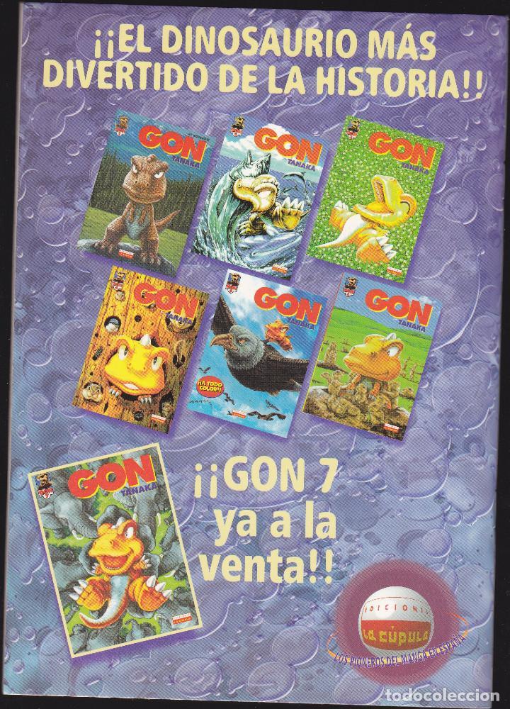 Cómics: PELLIZCOS - Nº 3 DE 7 - KISS MANGA - 52 PAGINAS - XII-2000 - EDICIONES LA CÚPULA - - Foto 2 - 221960737