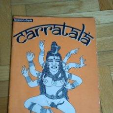 Cómics: CARRATALA - COL. DELIRIO GRAFICO 2 - 38 X 27 CM. Lote 222065730