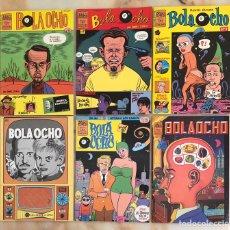 Cómics: BOLA OCHO COMPLETA DE DANIEL CLOWES ED. LA CÚPULA BRUT COMIX. Lote 222122608