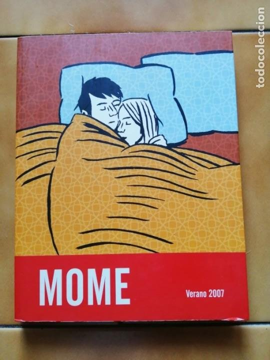 MOME VERANO 2007 - JEFFREY BROWN SOPHIE CRUMBGABRIELLE BELL ... LA CUPULA (Tebeos y Comics - La Cúpula - Comic Europeo)