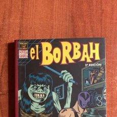 Cómics: EL BORBAH. CHARLES BURNS. EDICIONES LA CUPULA. Lote 222229065