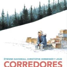 Cómics: CORREDORES AEREOS. LA CUPULA. INTEGRAL. 116 PAGINAS. RUSTICA CON SOLAPAS.. Lote 222313902