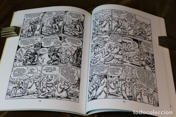Cómics: Crumb, Obras completas, tomos 6, 7 y 8, M. Natural, 22 x 28 cm - Foto 5 - 222694371
