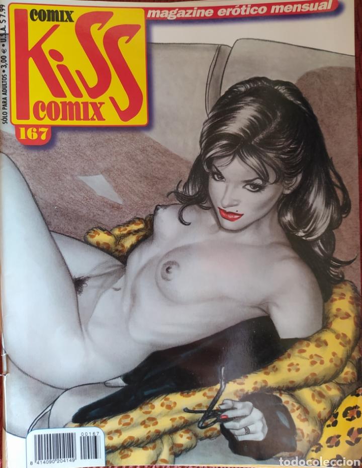 KISS COMIX N°157 (Tebeos y Comics - La Cúpula - Comic Europeo)