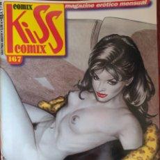 Cómics: KISS COMIX N°157. Lote 223086400