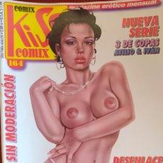 Cómics: KISS COMIX N°164. Lote 223086568