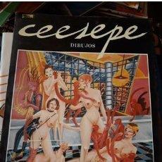 Cómics: REVISTA DE COMIX CEESEPE...DIBUJOS..LA CUPULA. ESPAÑA 1982. EL VÍBORA. Lote 223276008