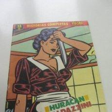 Comics: HURACAN - BALDAZZINI Nº 13 HISTORIAS COMPLETAS EL VIBORA 1988 LA CUPULA AXR11. Lote 223814315