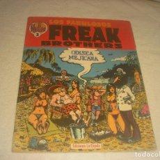 Cómics: LOS FABULOSOS FREAK BROTHERS N.2. Lote 224043262