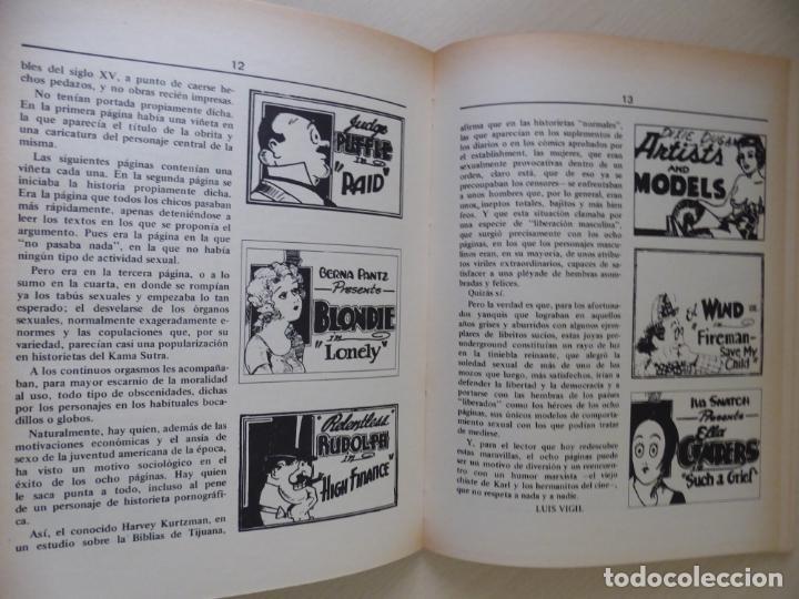 Cómics: Dirty Comics II - Comics porno satíricos de los años 30 - El Víbora-Ediciones la Cúpula -80 páginas - Foto 4 - 224140313