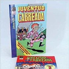 Cómics: JUVENTUD CABREADA COMPLETA 1 Y 2 (JOHNNY RYAN) LA CUPULA - IMPECABLE - OFM15. Lote 224182522