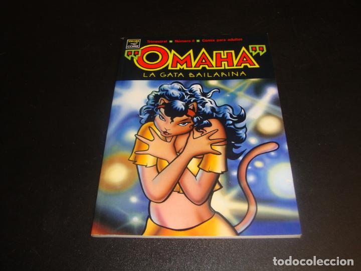 Cómics: Omaha Completa 9 numeros - Foto 2 - 225495350