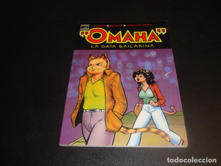 Cómics: Omaha Completa 9 numeros - Foto 5 - 225495350