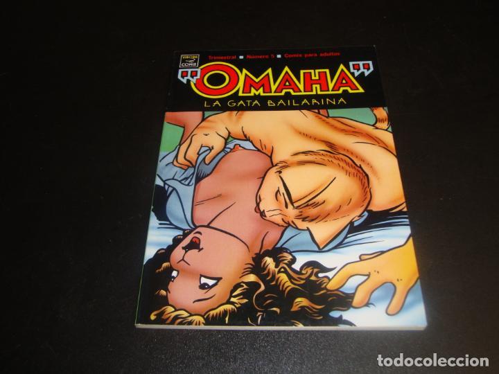 Cómics: Omaha Completa 9 numeros - Foto 6 - 225495350