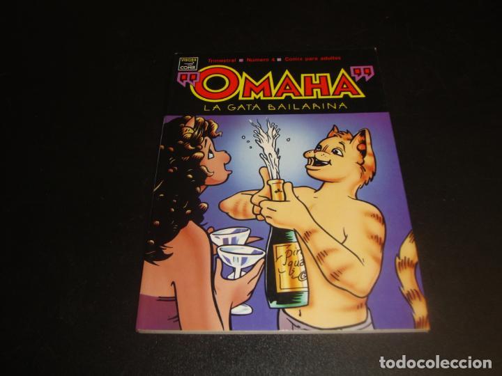 Cómics: Omaha Completa 9 numeros - Foto 7 - 225495350