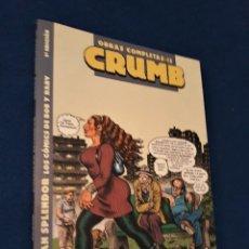 Comics : CRUMB: OBRAS COMPLETAS - 12. Lote 225855580