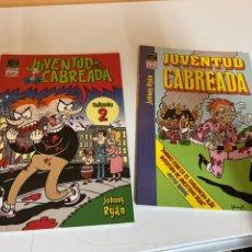 Cómics: JUVENTUD CABREADA. Lote 226362617