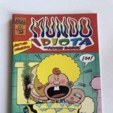 Cómics: PETER BAGGE'S - MUNDO IDIOTA Nº 13 - BRUT COMIX - EDICIONES LA CÚPULA. Lote 227465050