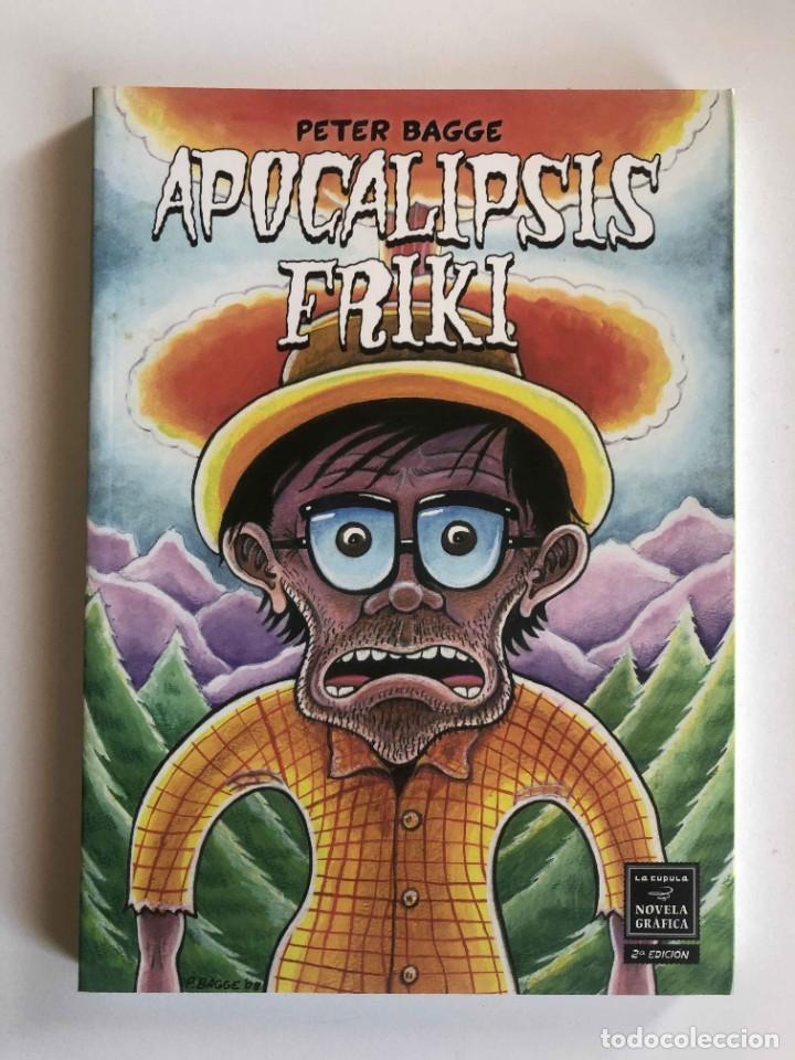 APOCALIPSIS FRIKI - PETER BAGGE -LA CUPULA 2008 . (Tebeos y Comics - La Cúpula - Comic USA)