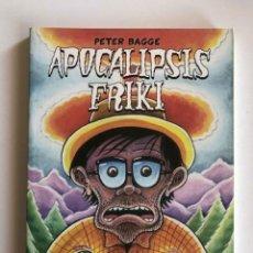 Cómics: APOCALIPSIS FRIKI - PETER BAGGE -LA CUPULA 2008 .. Lote 227468260