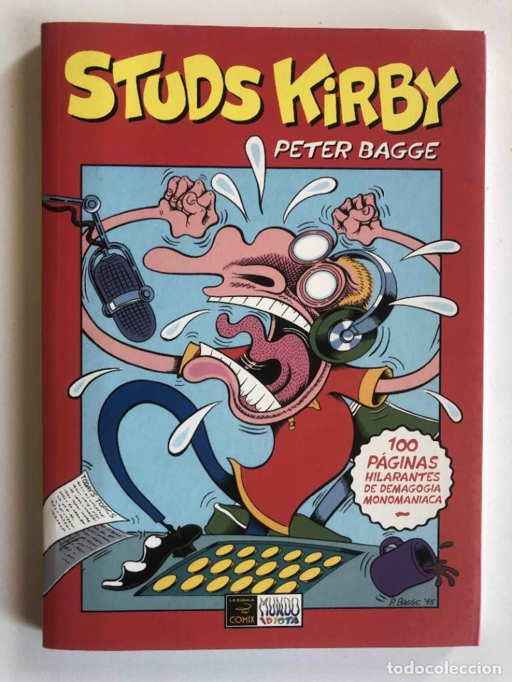 STUDS KIRBY - PETER BAGGE -EDICIONES LA CÚPULA (Tebeos y Comics - La Cúpula - Comic USA)