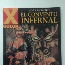 Cómics: EL CONVENTO INFERNAL - COLECCION X Nº 114 - 1ª EDICION - LA CÚPULA - 2003 - ¡NUEVO!. Lote 227673195