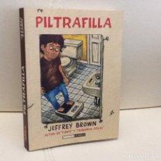 Fumetti: JEFFREY BROWN . PILTRAFILLA . LA CUPULA COMICS .. Lote 227779550